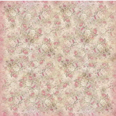 Rice Paper - Rosa - for Classic Decoupage Craft