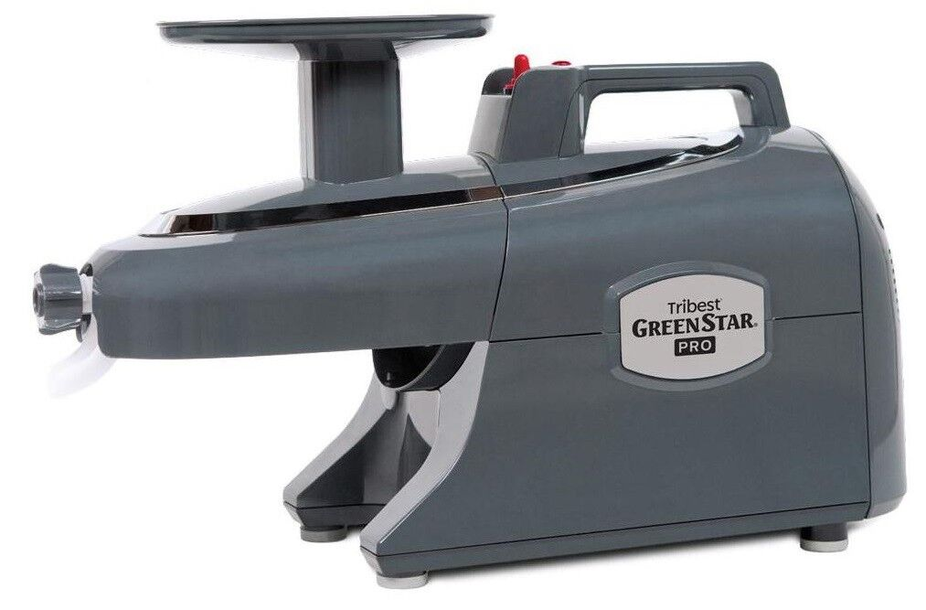 TriBeste vertstar Pro GS-P502-F commercial Twin-Gear centrifugeuse fruits légumes 220 V