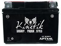 Kinetik 12v 3ah Battery For Snapper Walk Behind Lawn Mower