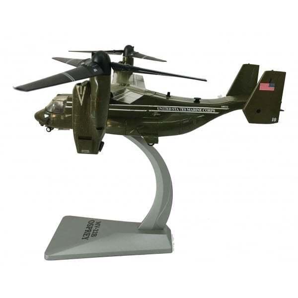AF10012B 1//72 BELL-BOEING V-22 OSPREY TILT ROTOR USMC PRESIDENTIAL FLIGHT W//STD