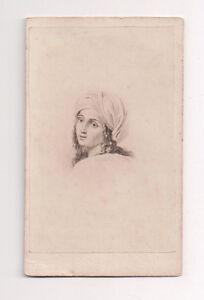 Vintage-CDV-Album-Filler-Famous-Italian-Painter-Raphael