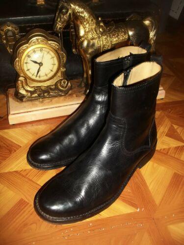 Frye Oliver ZIPPER Boots FRYE  87908 Inside Zip An