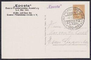 DR-PP-106-C12-03-Privat-Ganszache-EPOSTA-mit-SST-Essen-08-05-1932-GA
