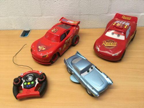 DISNEY CARS Bundle Playsets R//C Pièces de rechange Ultimate vous choisissez