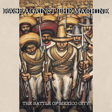 Rage Against The Machine The Battle Of Mexico City LP Record Store Day RSD 2021