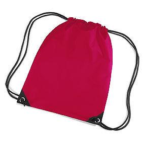 Cordino Rosso / Tote / Zaino / Pe / Palestra / Nuoto / Scuola Borsa-e/backpack/pe/gym/swim/school Bag It-it Mostra Il Titolo Originale