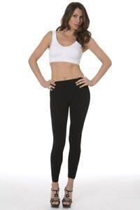 Femmes-Hiver-chaude-epaisse-doublee-en-polaire-thermique-Extensible-Slim-Skinny-Leggings-Pantalon