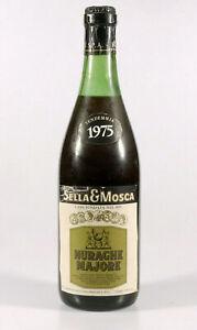 PRL-VINO-BIANCO-WINE-NURAGHE-MAJORE-1975-SELLA-MOSCA-COLLEZIONE-VIN-COLLECTION