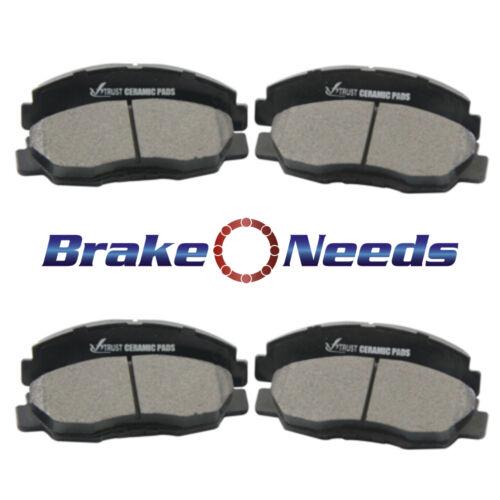 V-Trust Top Quality Front and Rear Ceramic Brake Pads Kit VTCRDC000383