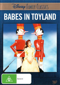 Babes-in-Toyland-1961-NEW-DVD-Region-4-Australia