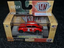 M2 MACHINES RALLY HISTORICO TRANSPENINSULAR 1953 VW BEETLE DELUXE USA MODEL VHTF