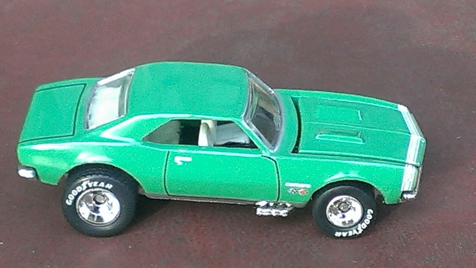 Hot Wheels 1967 Camaro Rally Sport.  30th 30th 30th Anniversary of 67 Muscle   Exclusive. 218df4