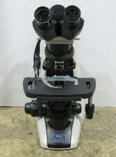 Nikon Eclipse E200 Binocular Upright Microscope With 4x 10x 40x 100x Objectives