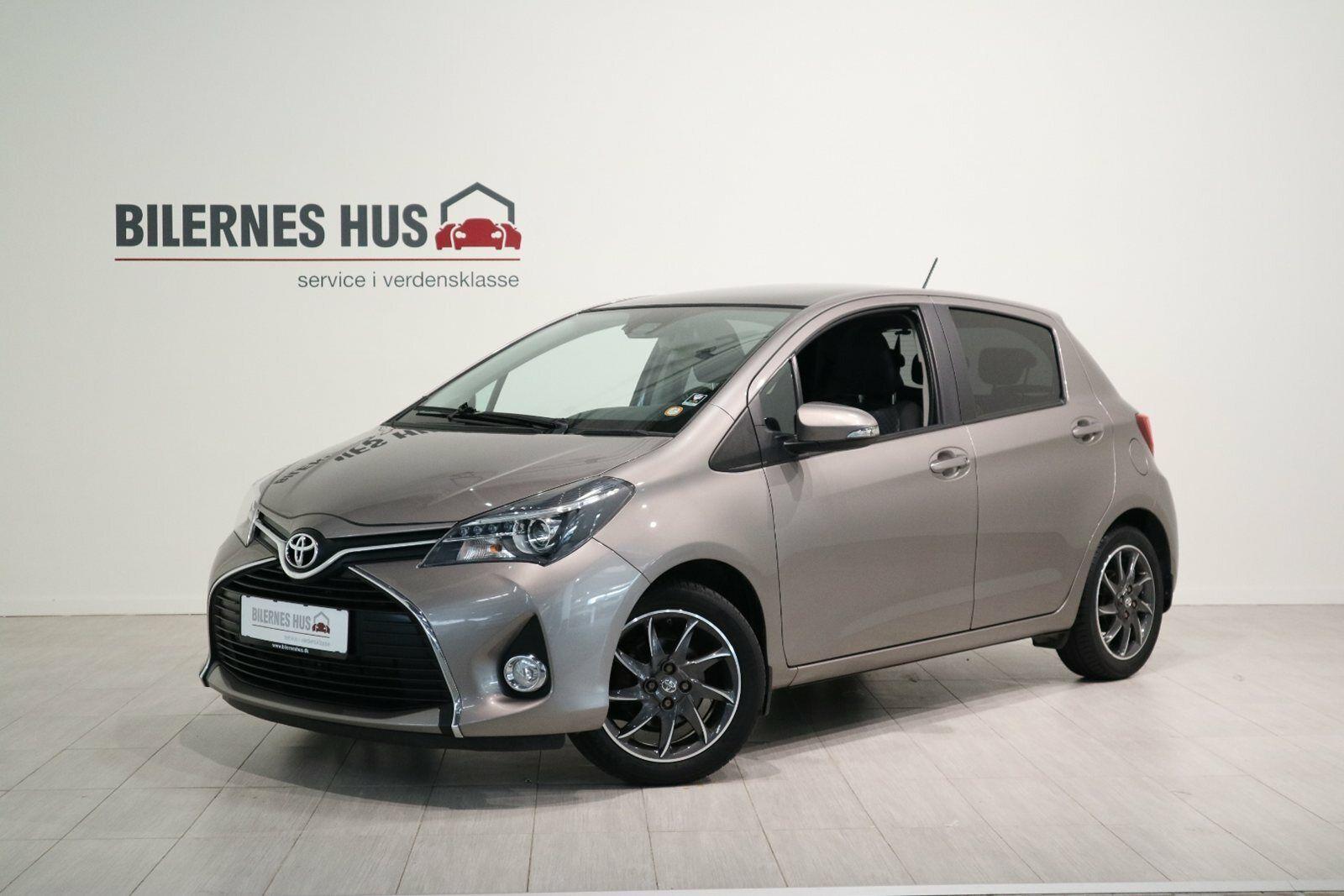 Toyota Yaris 1,3 VVT-i T2 Komfort