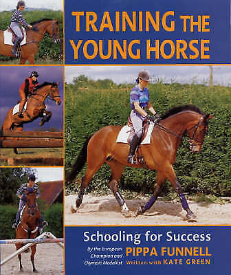Training the Young Horse-ExLibrary