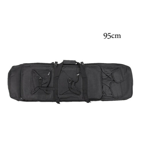 GUN CASE Soft PADDED Camouflage Hunting AR Tactical Arms Rifle Carry Storage Bag