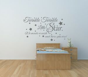 Captivating Image Is Loading Twinkle Twinkle Little Star We Made A Wish  Part 17