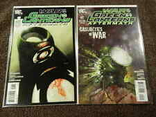 Comics Modern Age (1992-now) War Of The Green Lanterns Aftermath #1 Nm 1st Print Dc Comics