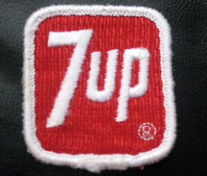 7-UP-EMBROIDERED-SEW-ON-ONLY-PATCH-BEVERAGES-SODA-ADVERTISING-2-034-x-2-1-4-034