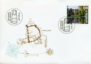 Luxembourg-2018-FDC-Beaufort-Chateau-vues-spectaculaires-1-V-Cover-STAMPS