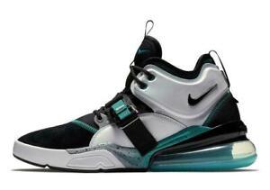 Nike-AIR-FORCE-270-Command-Force-Black-White-Wolf-Grey-Blue-Emerald-AH6772-008