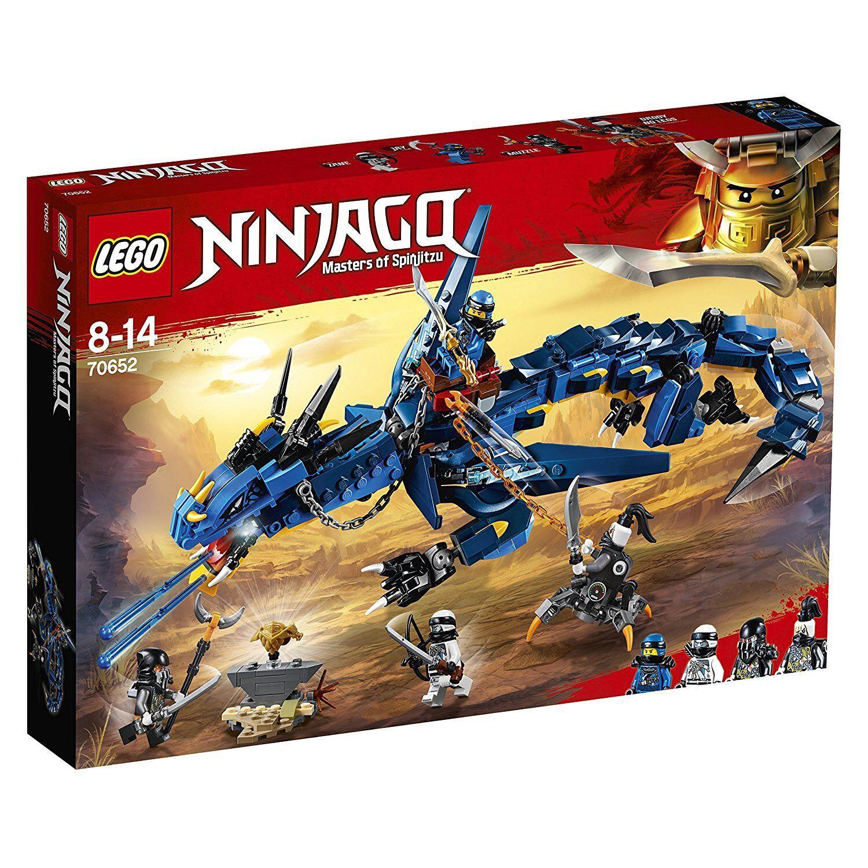 Lego Ninjago  Dragone della Tempesta, 70652  service de première classe