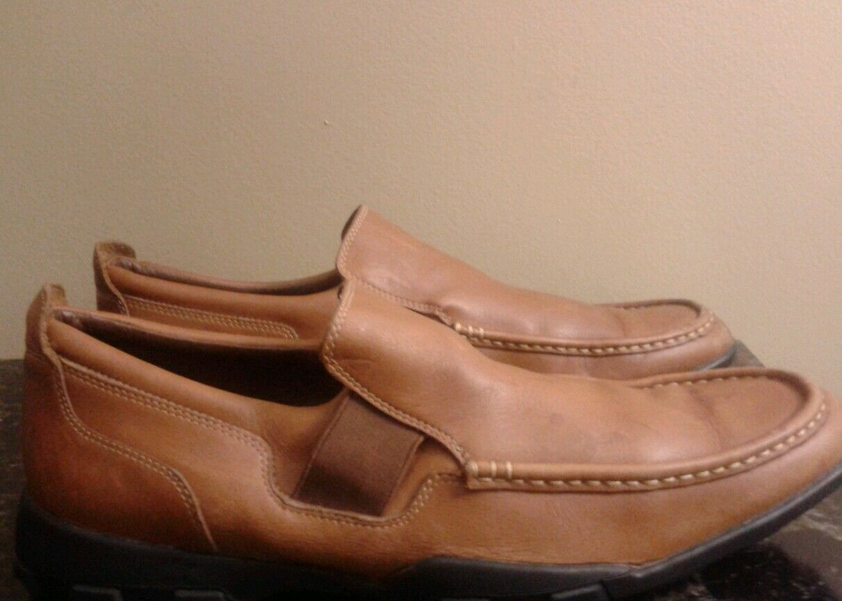 Gentleman/Lady Cole Haan waterproof loafers size 10M use cheapest Exquisite workmanship