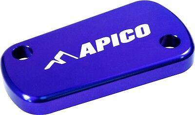Apico Front Brake Reservoir Cover Cap SUZUKI RM65 80 RM85 RM125 RM250 450 GREEN