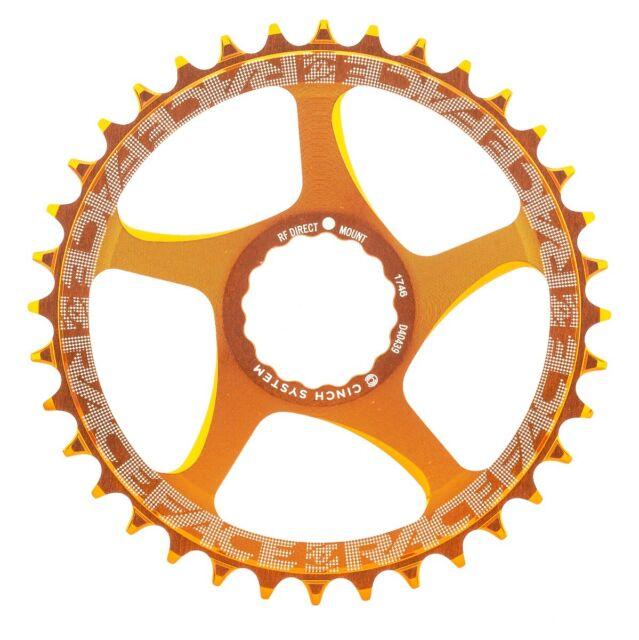 Race Face Cinch Chainring 26t Direct Mount Orange