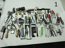42 Lb Of Tools Sockets Pliers Wrenches Screwdrivers Drill Bits Etc Huge Lot
