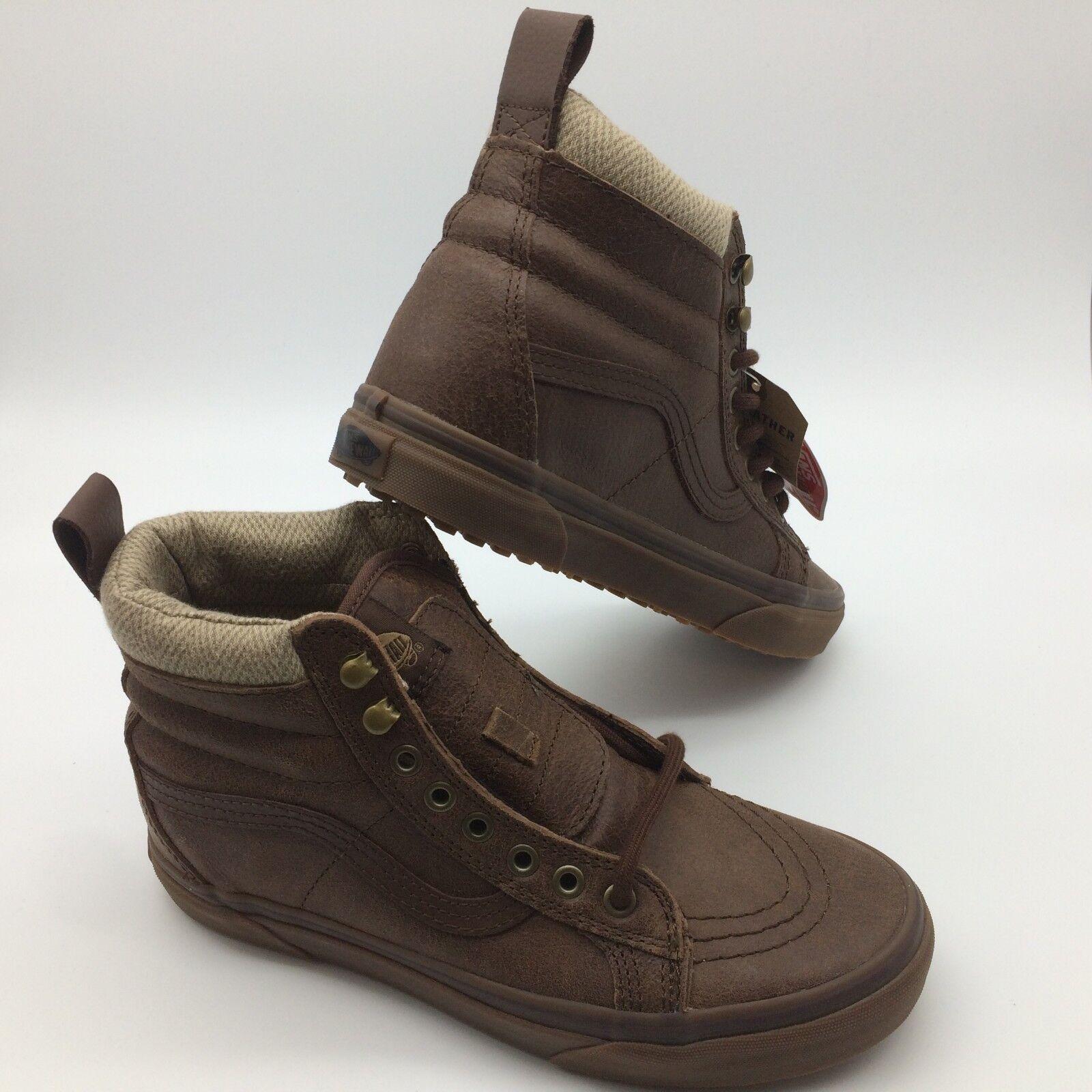 Vans Hombre Zapatos  Sk8-Hi  ( MTE ) Marrón   en Espiga