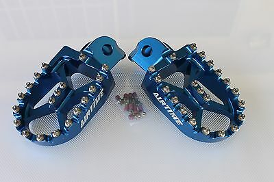 AIRTIME BILLET CNC FOOT PEGS KTM 125 250 350 450 530 SX SXF EXC EXC-F -BL5510