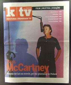 PAUL McCARTNEY Kevin Bacon,Green Day,Bodo Kox,Barbra Streisand,K.Kristofferson - europe, Polska - Zwroty są przyjmowane - europe, Polska