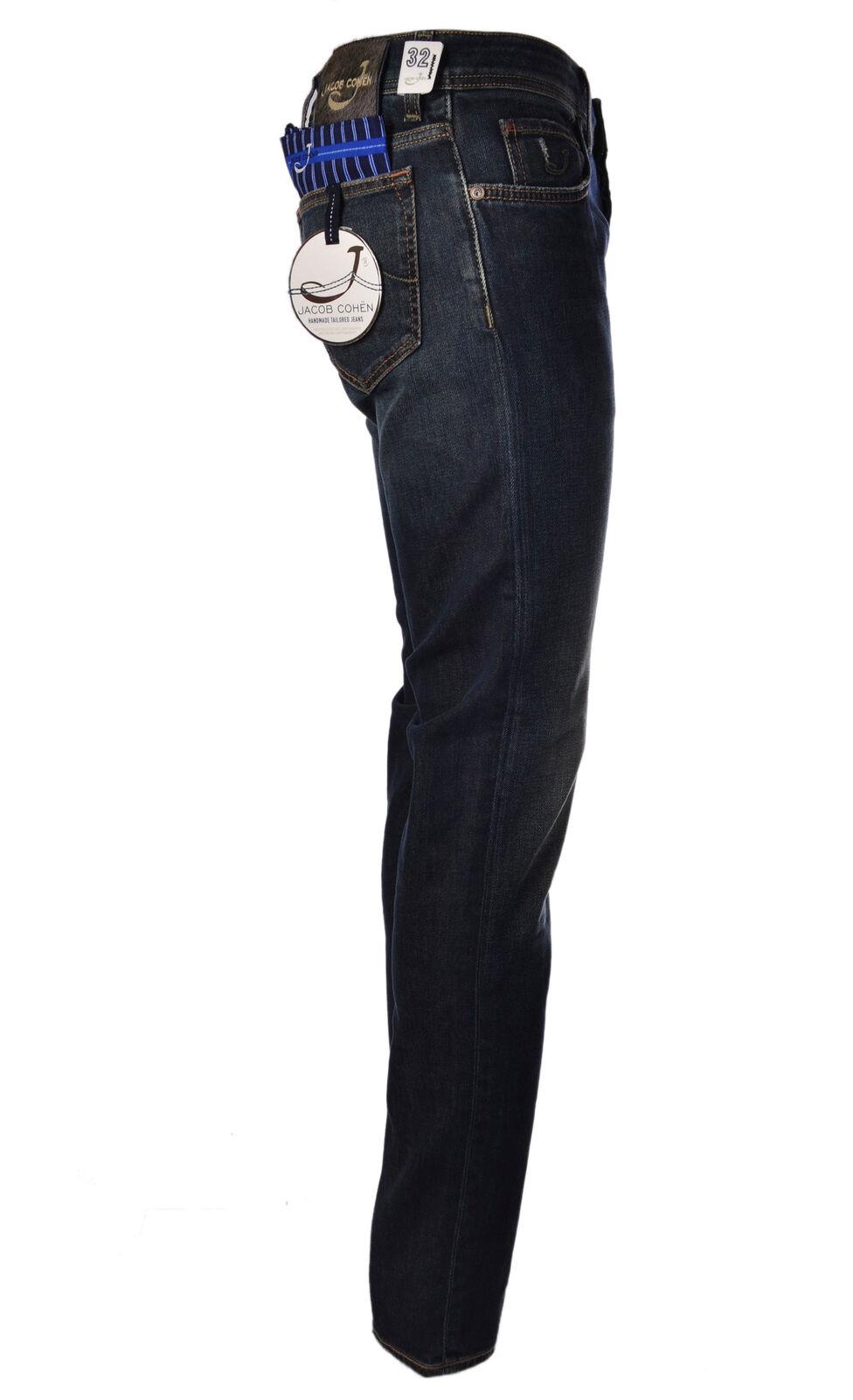Jacob Cohen - Jeans-Pantaloni gamba dritta - Uomo - Denim - 434623C183458