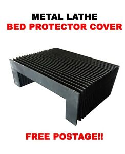 SWARF COVER SHIELD PROTECTOR FREE POST DIY LATHE BED CHIP SOUTH BEND, HERCUS