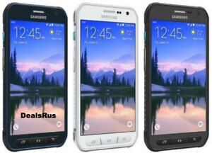 Samsung-Galaxy-S6-Active-SM-G890A-AT-amp-T-UNLOCKED-32GB-4G-Smartphone-USED