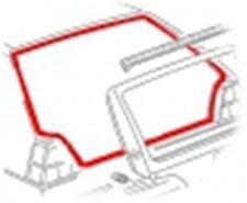VW Golf 2 II Heckklappendichtung Heckklappe Dichtung