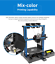 Geeetech-Upgraded-3D-Printer-A10T-Triple-Extruders-3-in1-out-Support-auto-level thumbnail 8