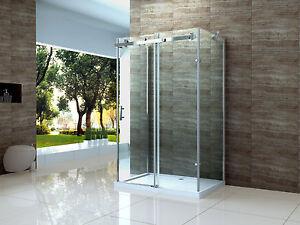 scoop 120 x 80 cm duschtasse u form dusche glas duschkabine duschabtrennung ebay. Black Bedroom Furniture Sets. Home Design Ideas