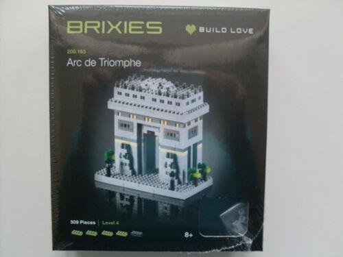 3D Puzzle Brixies 200.163 Triumphbogen Minibausteine 509 Teile