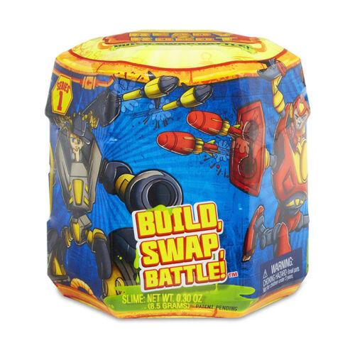 "Battle!/"" NEU!# MGA 551225 Ready2Robot Single Asst /""Build Swap"