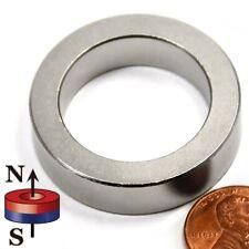Strong N45 1 12od X 1065id X 38 Neodymium Rare Earth Ring Magnet 4 Pc