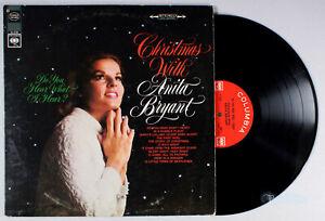 Anita-Bryant-Christmas-With-1967-Vinyl-LP-Do-You-Hear-What-I-Hear