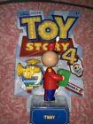 Toy Story 4 Tinny Disney Pixar 2019 Poseable 6 Inch HTF