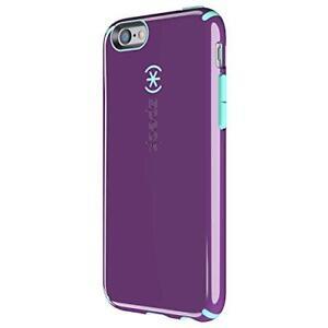 52b48e4f07b230 Speck CandyShell Acai Purple Aloe Green Case Apple iPhone 6 6s Plus ...