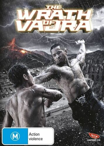 1 of 1 - The Wrath Of Vajra (DVD, 2014) Brand New & Sealed Region 4 DVD - Free Shipping