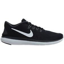 181f14b0fa85 item 8 Nike Flex 2017 RN Mens 898457-001 Black White Grey Mesh Running Shoes  Size 8.5 -Nike Flex 2017 RN Mens 898457-001 Black White Grey Mesh Running  Shoes ...