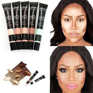 5-Colors-Pro-Make-Up-Palette-Contour-Kit-Face-Eye-Concealer-Foundation-Cream