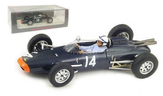 Spark s1815 Lola Mk4  bowmaker' Segunda alemán Gp 1962-John Surtees 1 43 Escala