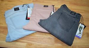 NWT-Buffalo-David-Bitton-Women-039-s-Mid-Rise-Super-Soft-Capri-Jeans-Variety-Avail